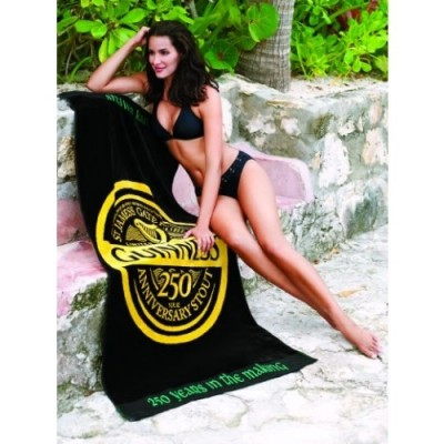 Simba Towels Indent Woven Extra Large Beach Towel | IW114