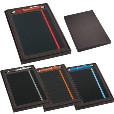 the-range-journalbook-gift-set-with-jb1001-journal-&-sm-4101-nash-pen