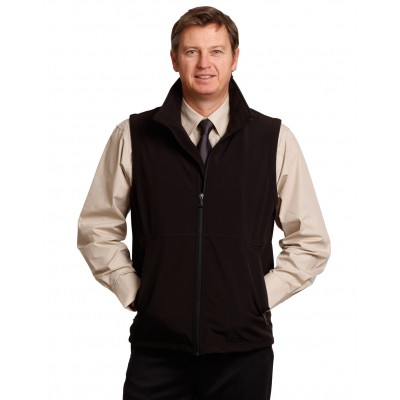 Softshell Vest Men's