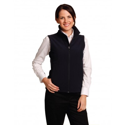 Softshell Vest Ladies