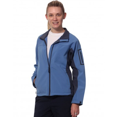 Whistler Softshell Contrast Jacket Ladies