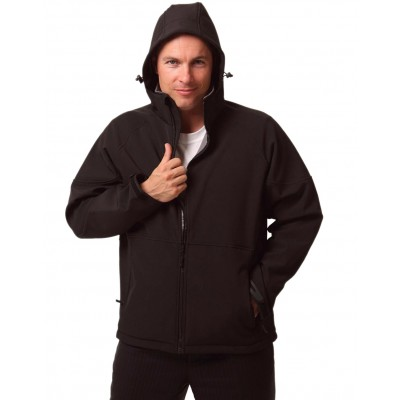Aspen Softshell Hood Jacket Men's