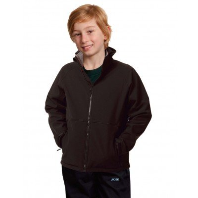 Aspen Softshell Hood Jacket Kids