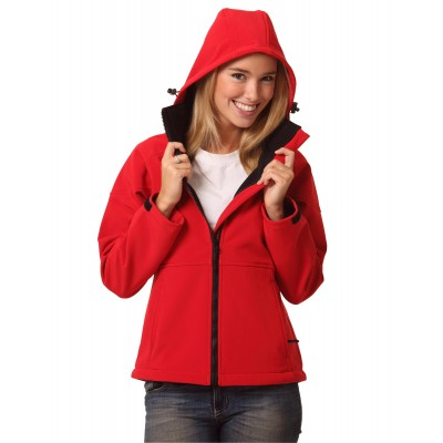 Aspen Softshell Hood Jacket Ladies