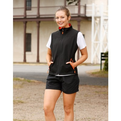 Rosewall Soft Shell Vest Ladies