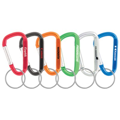 High Caliber 60mm Carabiner