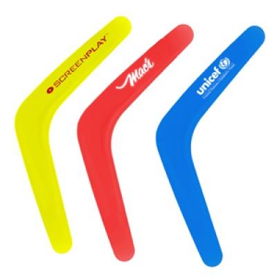 High Caliber Boomerang