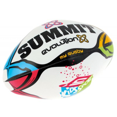 Summit Sport Kids In Sport Soft Rugby Ball