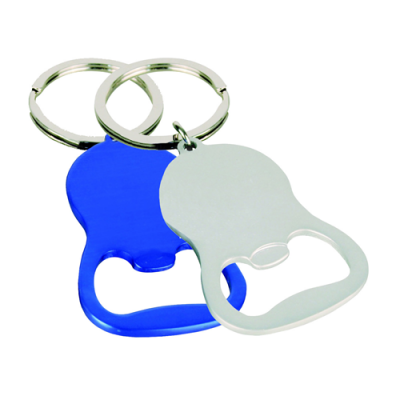 Dex Group Collection Cheers Round Bottle Opener Key Ring