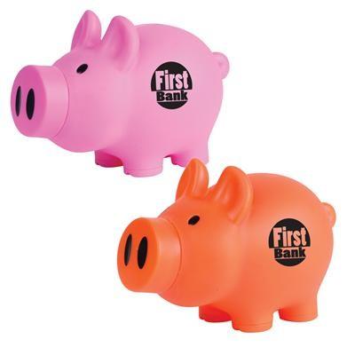Logo Line Little Piglet Coin Bank | LL2400