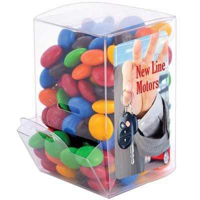 Logo Line M&M's in Mini Confectionery Dispenser | LL3134