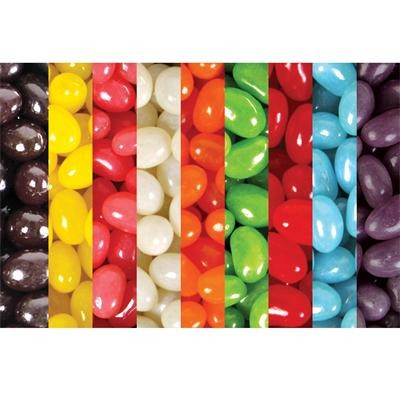 Logo Line Corporate Colour Mini Jelly Beans | LL3145