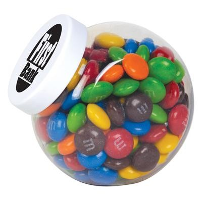 Logo Line M&M's in Container | LL33004