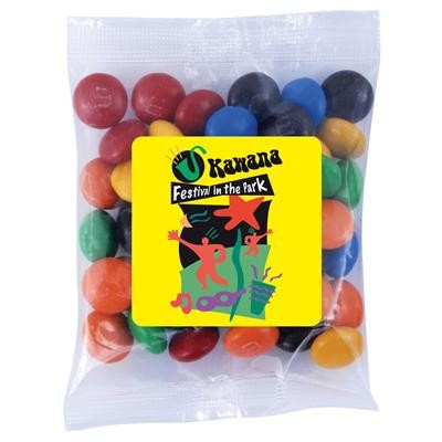 Logo Line M&M's in 50 Gram Cello Bag | LL33012