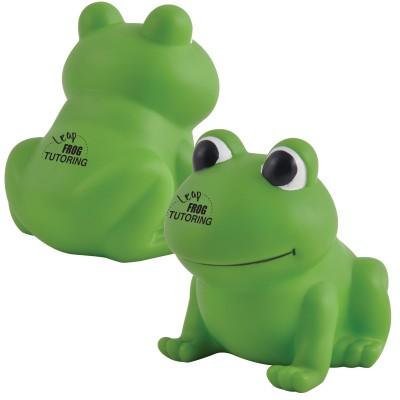 Ribbit PVC Bath Frog
