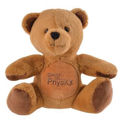 Logo Line Honey Plush Teddy Bear | LN30193