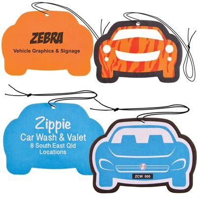 Logo Line Car Deodorisers | LN5925