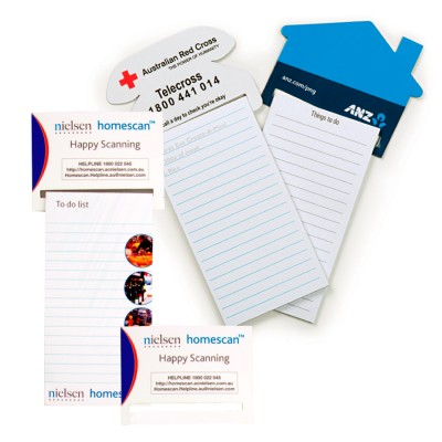 High Caliber Magnetic To Do Lists (Telephone Shape)