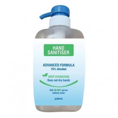Boostup Hand Sanitizer 308ml | Boostup-HS308