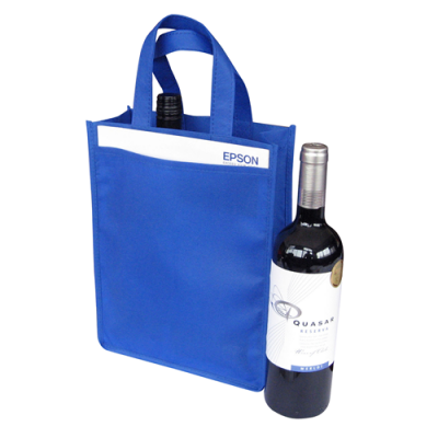 Dex Group Collection Non Woven 2 Bottle Bag