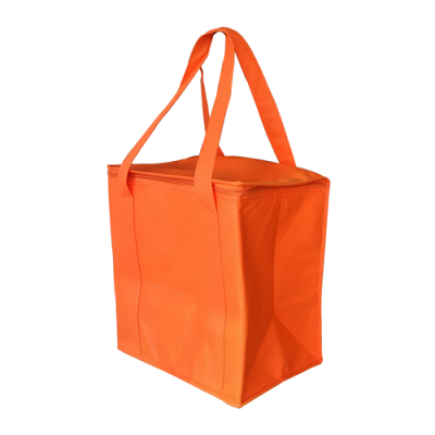 Dex Group Collection Non Woven Cooler Bag with Zipped Lid