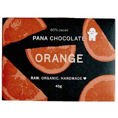 Pana Chocolate Orange 45G Bar