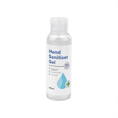 Promo Collection 100ml Hand Sanitiser Gel | PCA07
