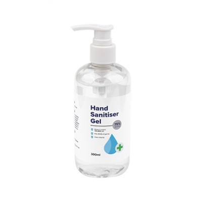 Promo Collection 300ml Hand Sanitiser Gel | PCA08