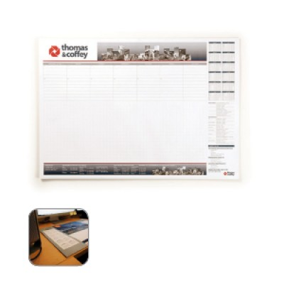 High Caliber A3 Note pad (25 leaves per pad)