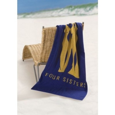 Simba Towels Indent Woven Medium Beach Towel | IW112