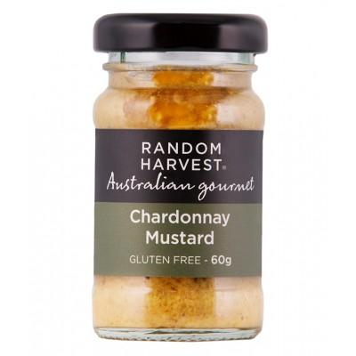 Random Harvest Chardonnay Mustard 60g