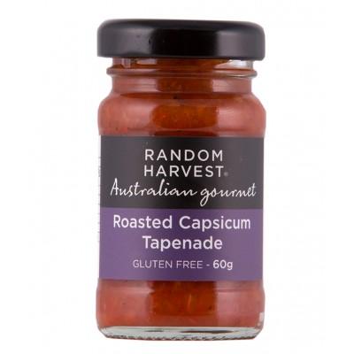 Random Harvest Roasted Capsicum Tapenade 60g