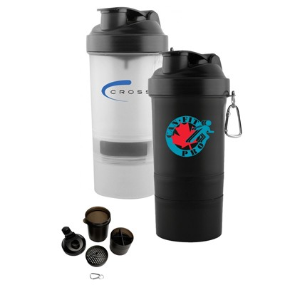 High Caliber The 3 in 1 Shaker Cup