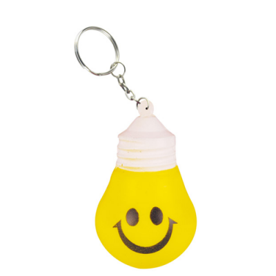 STRESS LIGHTING BULB KEY RING