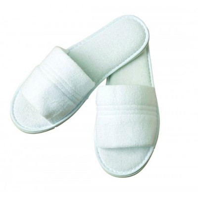 Simba Towels Spa Bathroom Slippers Ribbed | AC147