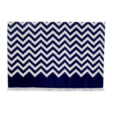 SQ115 Square Towel with Fringe-1