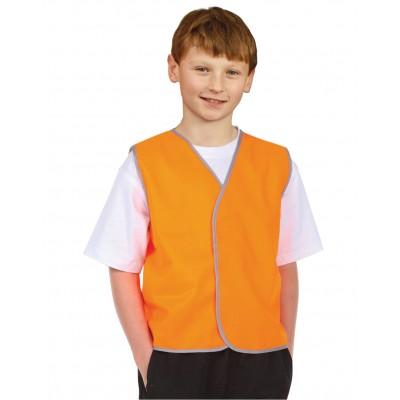 Winning Spirit Hi-Vis Safety Vest Kid's