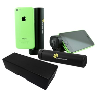 High Caliber The Power Bank Speaker