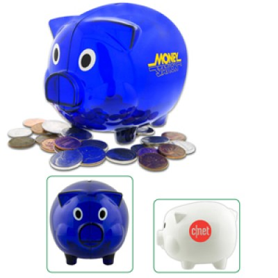 High Caliber Piggy Bank