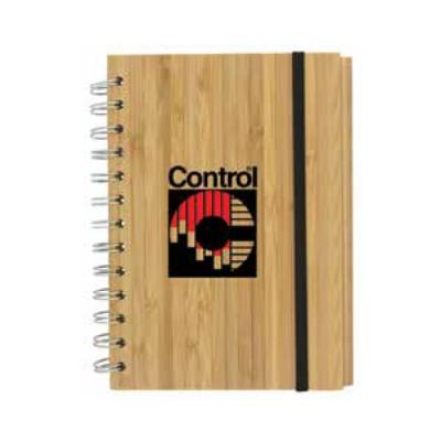 High Caliber Bamboo Eco Notebook