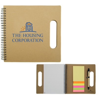 High Caliber The Enviro Recycled Notebook