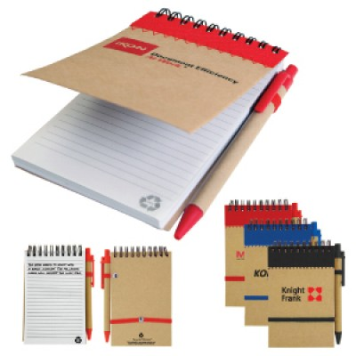 High Caliber Recycled Jotter Pad
