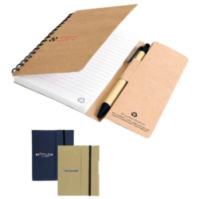 High Caliber Small Tuck Journal Book