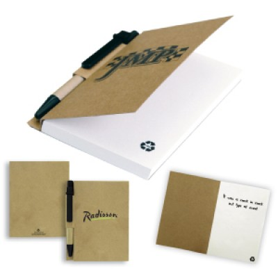 High Caliber The Aria Recycled Notebook