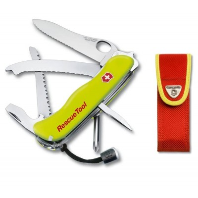 Victorinox RescueTool One Hand Swiss Army Tool with Pouch