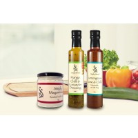Gourmet Gift Simply Stirred Pantry Pack (aioli)