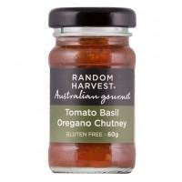 Random Harvest Tomato Basil Oregano Chutney