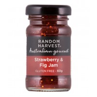 Random Harvest Strawberry & Fig Jam