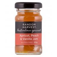 Random Harvest Apricot, Peach & Vanilla Jam