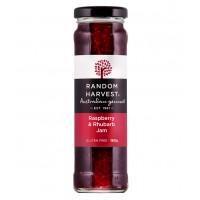 Random Harvest Raspberry & Rhubarb Jam